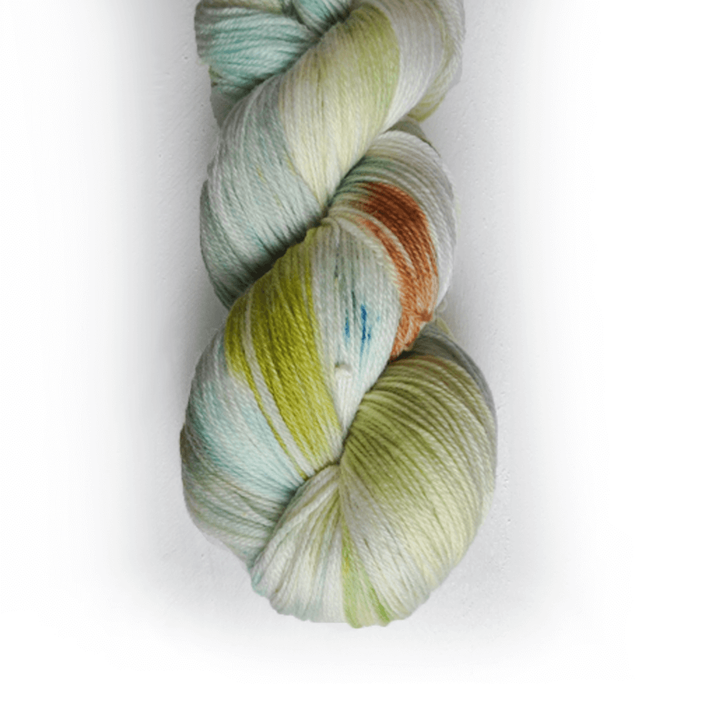 Yarnbag Fibers Merino Superwash Groen