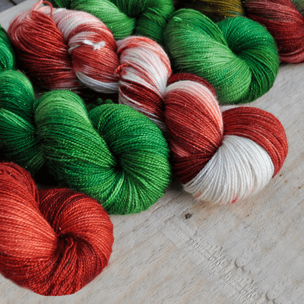 Yarnbag Fibers | Holiday Collection