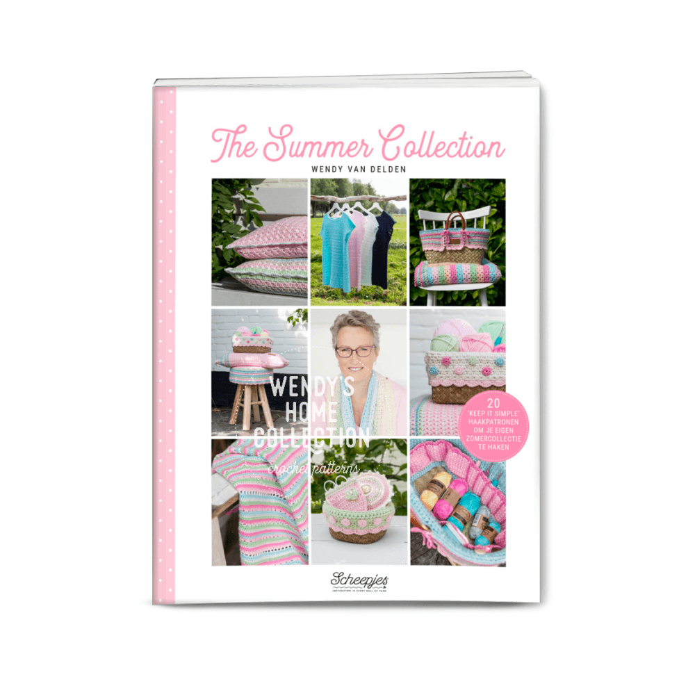 The Summer Collection - Wendy van Delden Haakboek
