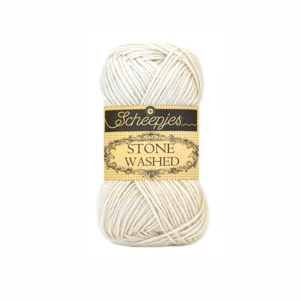 Scheepjes Stone Washed - Moonstone 801