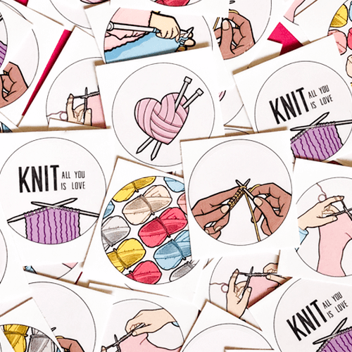knitting lover sstickerset.png